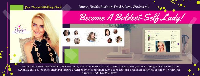 The Boldest-Self Ladies Club [Skyezee FashionFit]