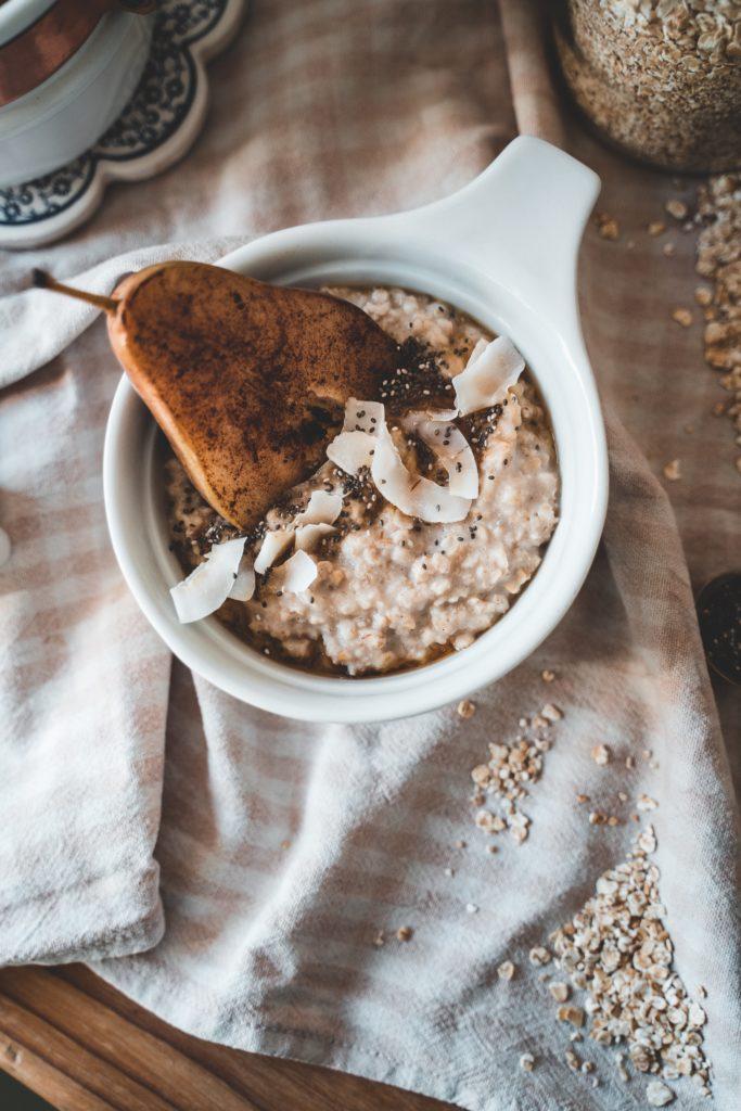 create a healthy breakfast [skyezee fashionfit]