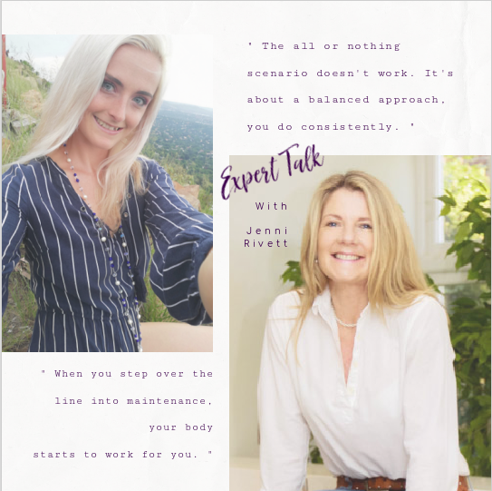 Princess Diana's trainer Jenni Rivett Expert Talk [Skyezee FashionFit]