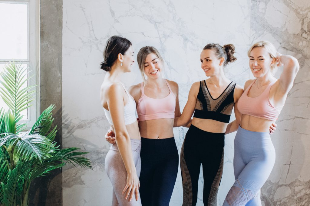be flexible in your approach to exercise [skyezee fashionfit]