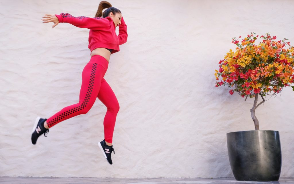 be flexible with exercise for balanced hormones [skyezee fashionfit]